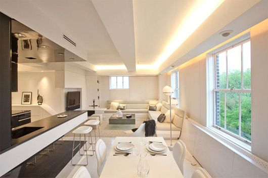 Picture 12 LED Lighting for Home Interior Design Architecture