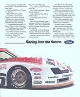 John Jones Mustang GTO Championship 1985 Ad