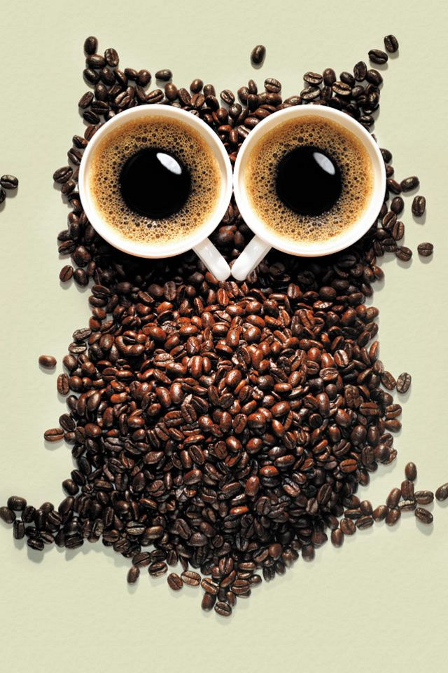 Whooooo had too much coffee? hahahah I need this taped behind my desk. Fit me and my owl themed classroom