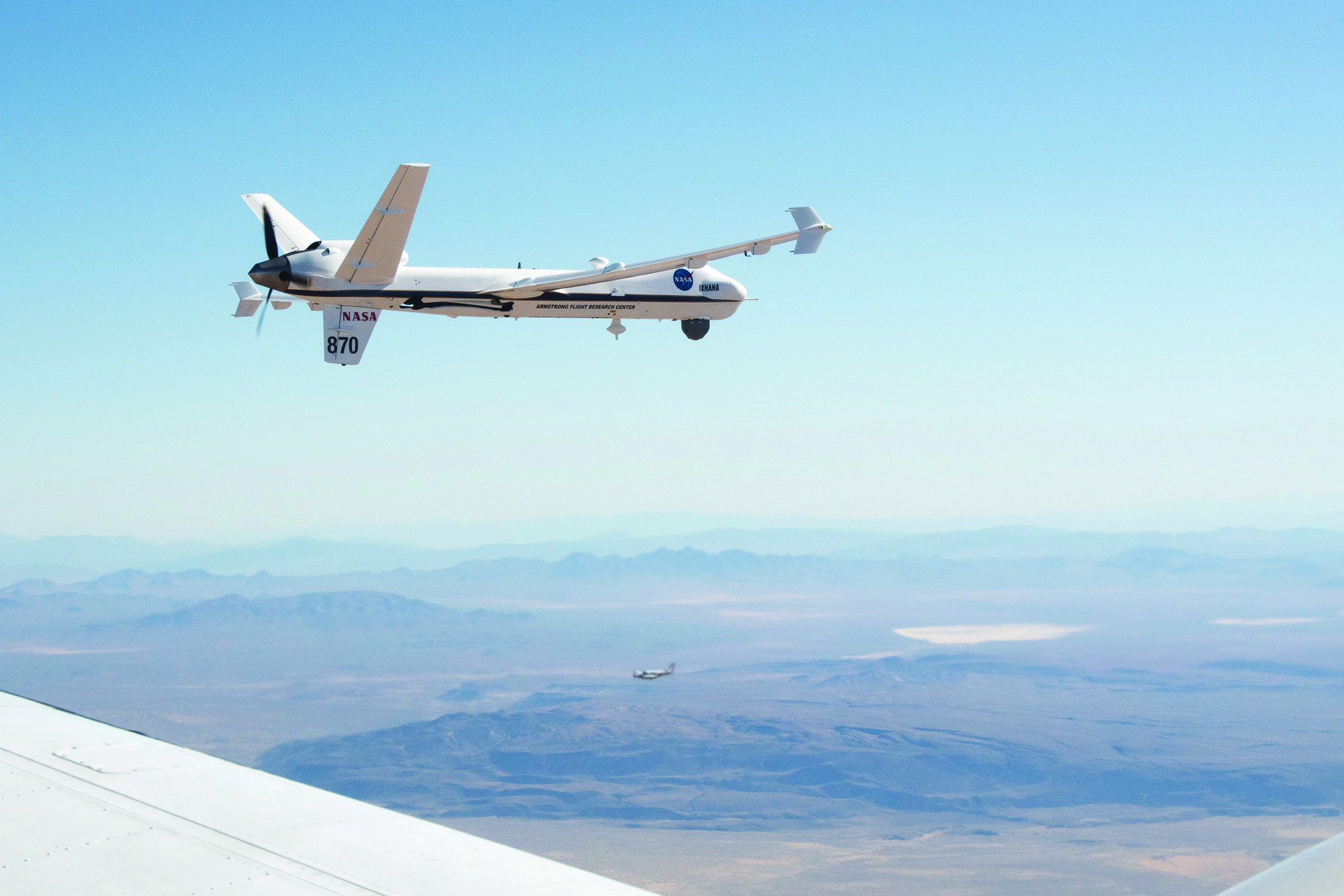 Unmanned Aircraft Systems Integration In The National Airspace System Aircraft Fighter Jets Nasa