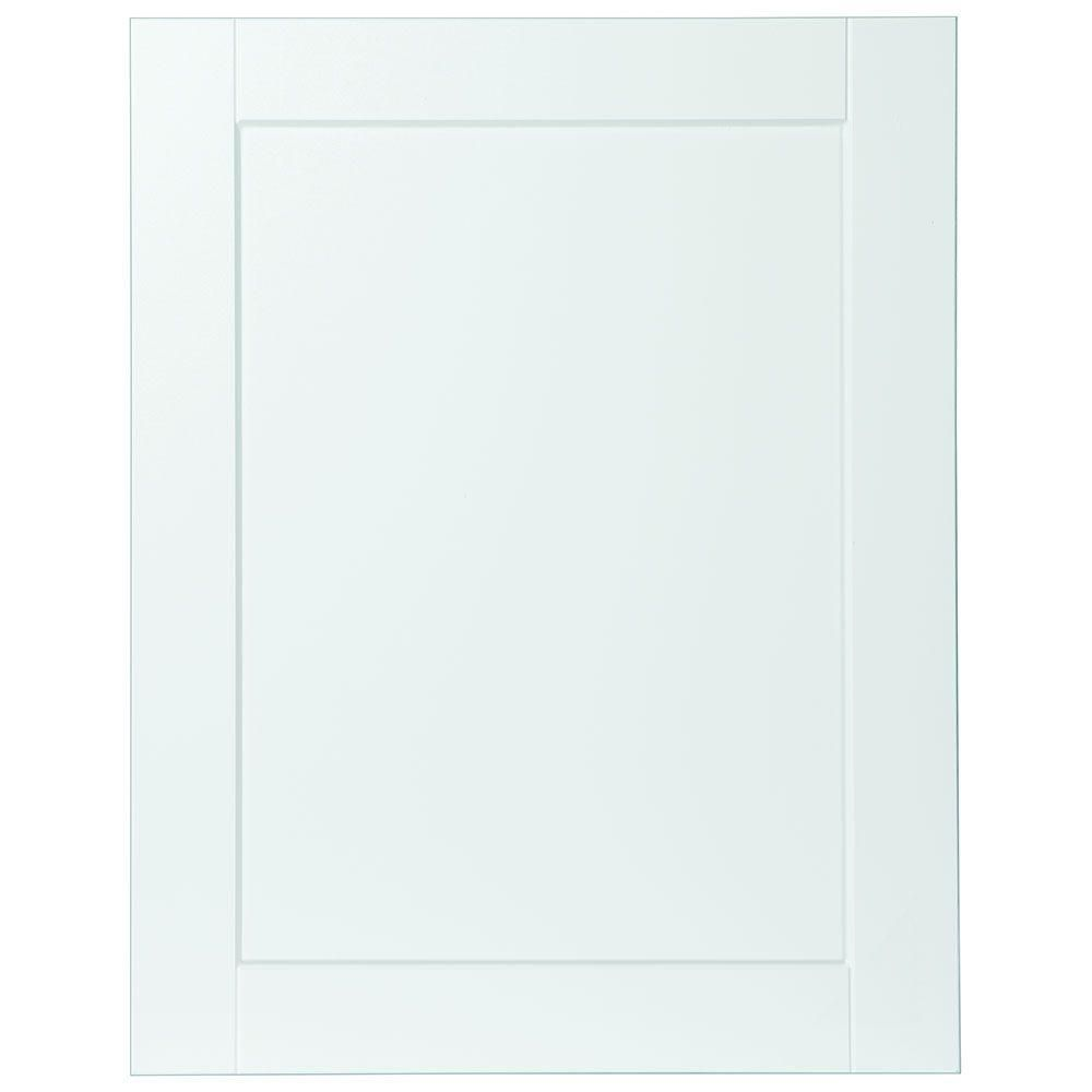 Hampton Bay 0 65x29 37x23 06 In Shaker Base Cabinet Decorative End Panel In Satin White Kaep2430 Ssw The Home Depot In 2020 Base Cabinets Custom Storage Solutions The Hamptons