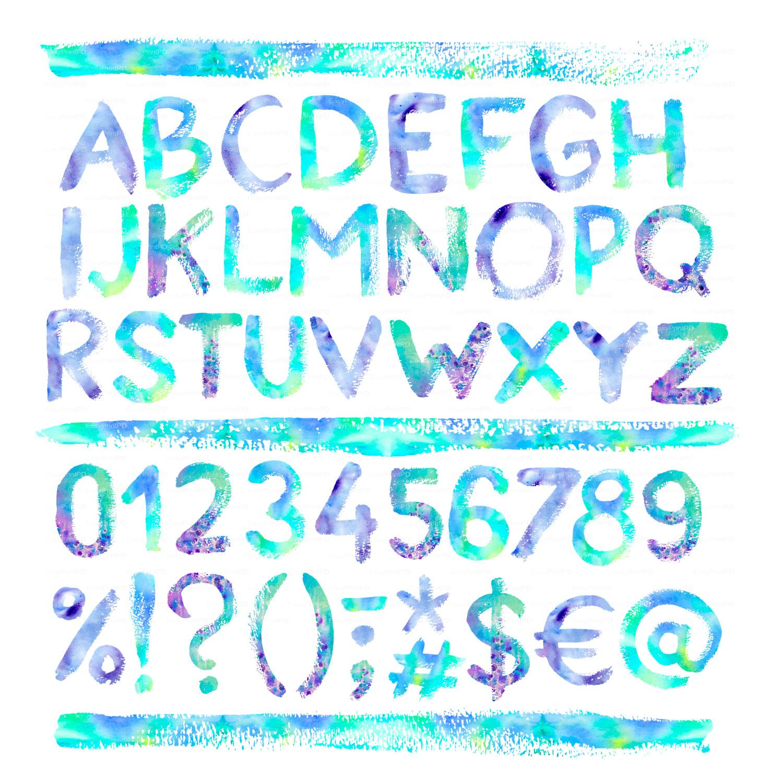 Watercolour alphabet png digital letters number turquoise blue font watercolour alphabet png digital letters number turquoise blue font hand painted abcs stationery altavistaventures Gallery