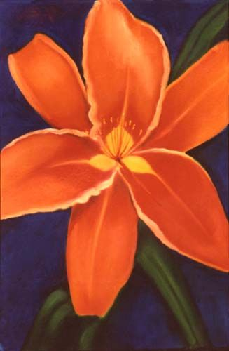Georgia O'Keeffe Flower Paintings | Tulips, Daffodils, and Lilies ...