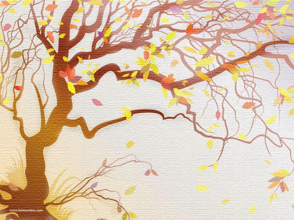 fall clip art fall clipart wallpaper hd wallpaper background desktop [ 1024 x 768 Pixel ]