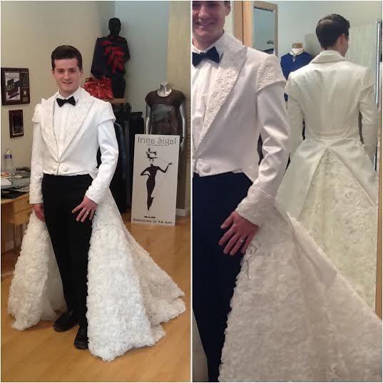 Formal Dress for Sons Wedding