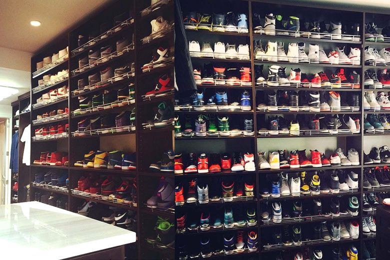 Ray Allen Is Giving Away His Sneaker Collection In A Treasure Hunt