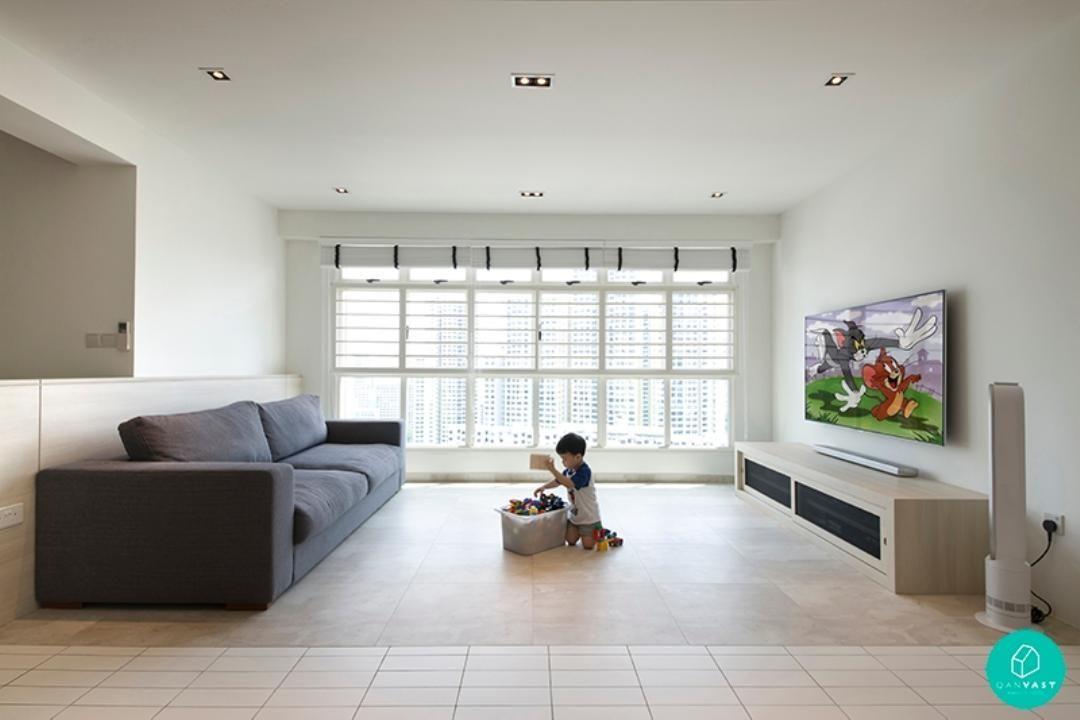 Renovation Journey: A Minimalistic MUJI Home | Muji, Gallery wall ...