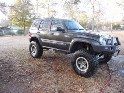 jeep liberty rough country lift kit 3cal rough country. Black Bedroom Furniture Sets. Home Design Ideas