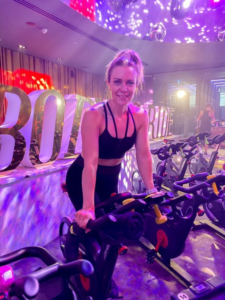 My Five Healthy Habits of 2019 - 2020 Wellbeing goals #spinclass #cardioexercise #hiittraining #fitn...