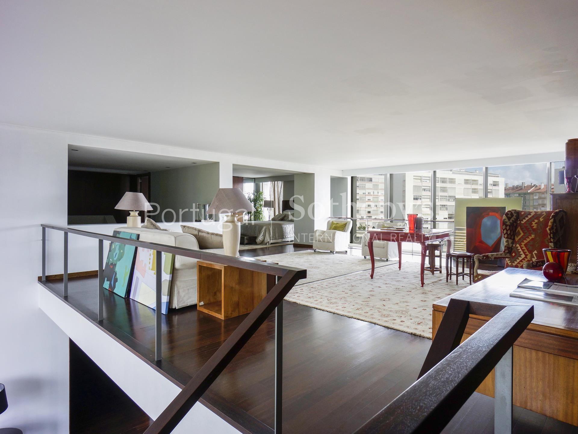 Apartamento de Luxo 3 quartos / Lisboa, Lapa
