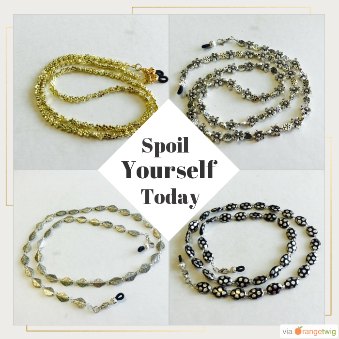 Follow us on Pinterest to be the first to see new products & sales. Check out our products now: https://www.etsy.com/shop/HeavenlyChains?utm_source=Pinterest&utm_medium=Orangetwig_Marketing&utm_campaign=Auto-Pilot   #etsy #etsyseller #etsyshop #etsylove #etsyfinds #etsygifts #musthave #loveit #instacool #shop #shopping #onlineshopping #instashop #instagood #instafollow #photooftheday #picoftheday #love #OTstores #smallbiz #eyeglass chains #sunglass chains