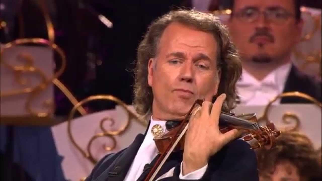 Andre Rieu Wien Du Stadt Meiner Traume Andre Rieu Andre Johann Strauss Orchestra