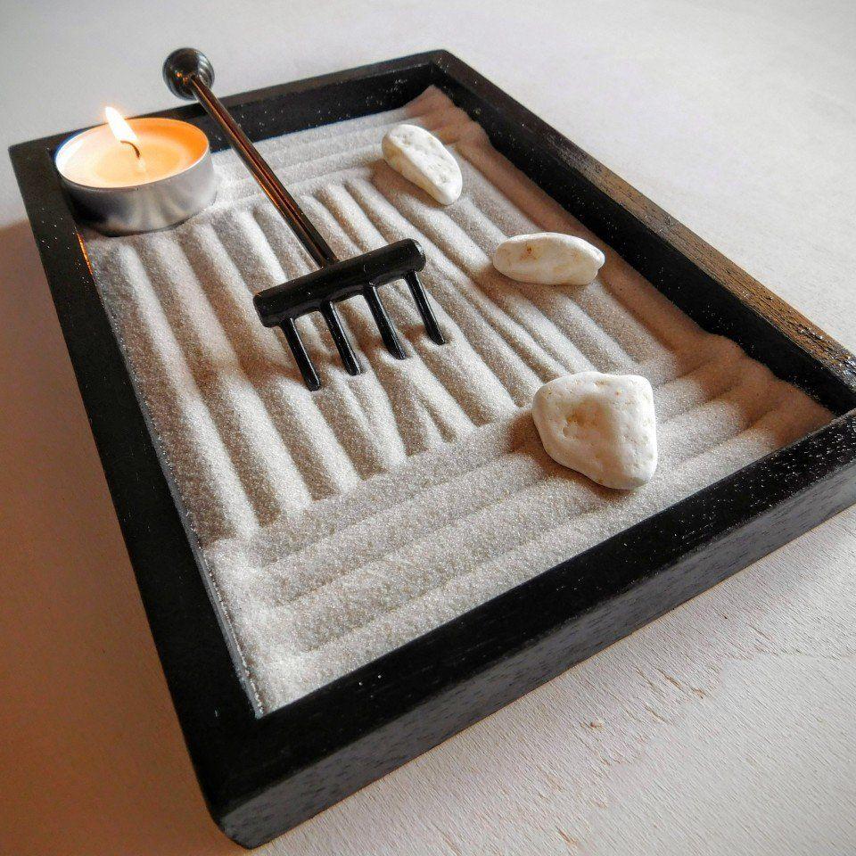 Giardino zen da tavolo la spiritualità in casa Giardino