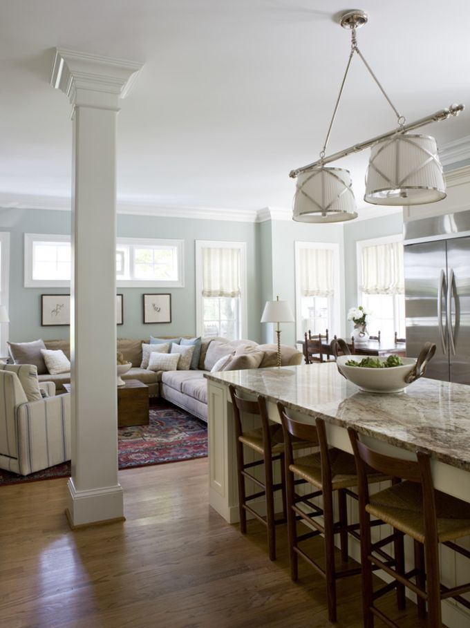 Paint Color Benjamin Moore Tranquility