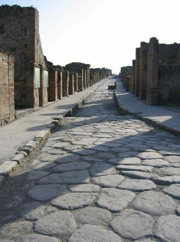 Pompeii Ancient Roman Architecture Pompeii Ancient Rome