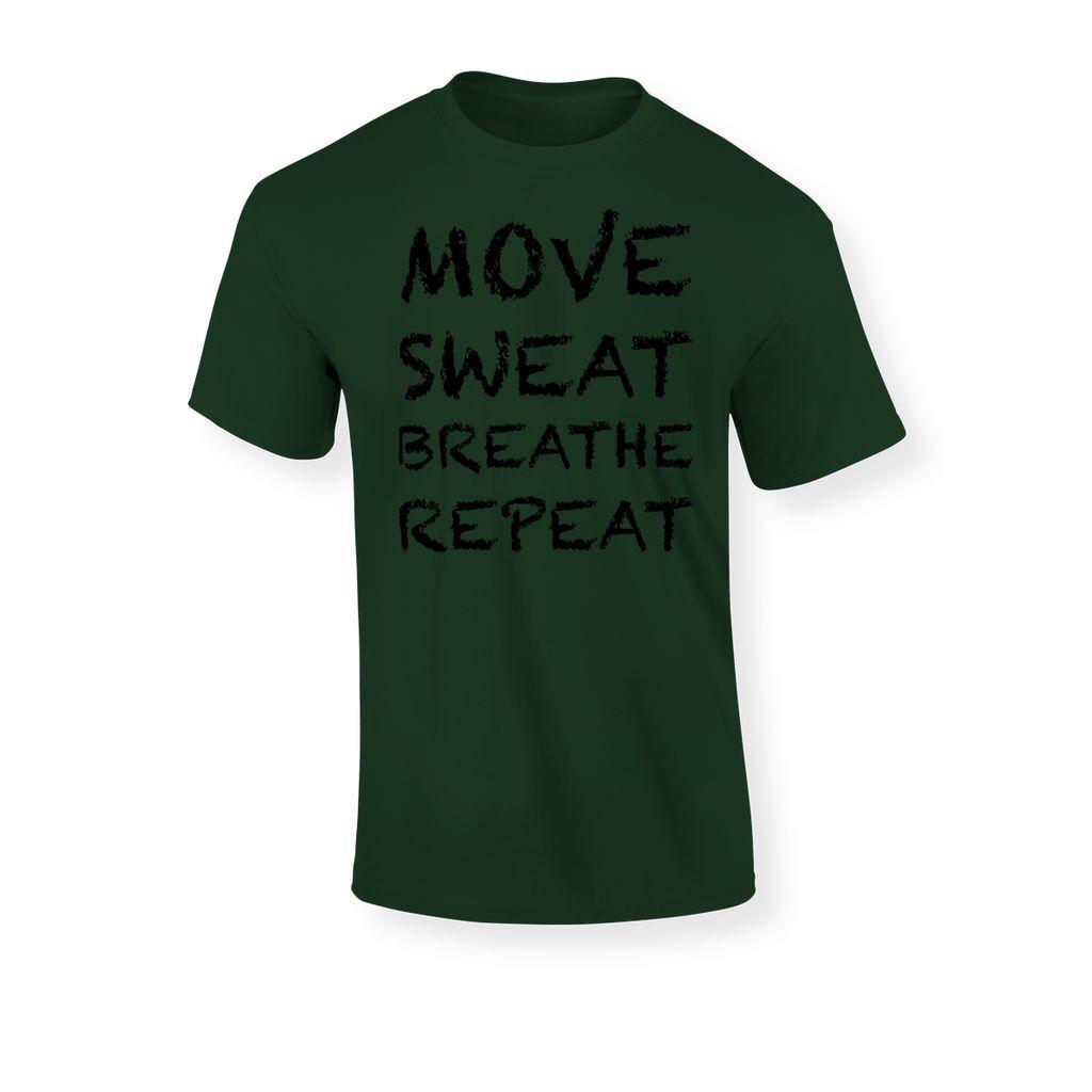 Move Sweat Breathe T-Shirt