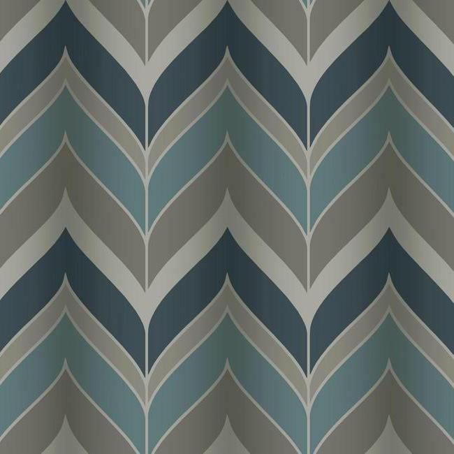 Wallpaper pattern number DN3730 from the book Modern Luxe by