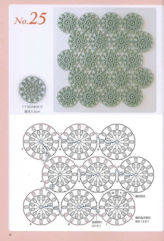 Japanese crochet ebook-Crochet japanese-Irish crochet patterns-Crochet pattern motif-Crochet motifs- #irishcrochetmotifs