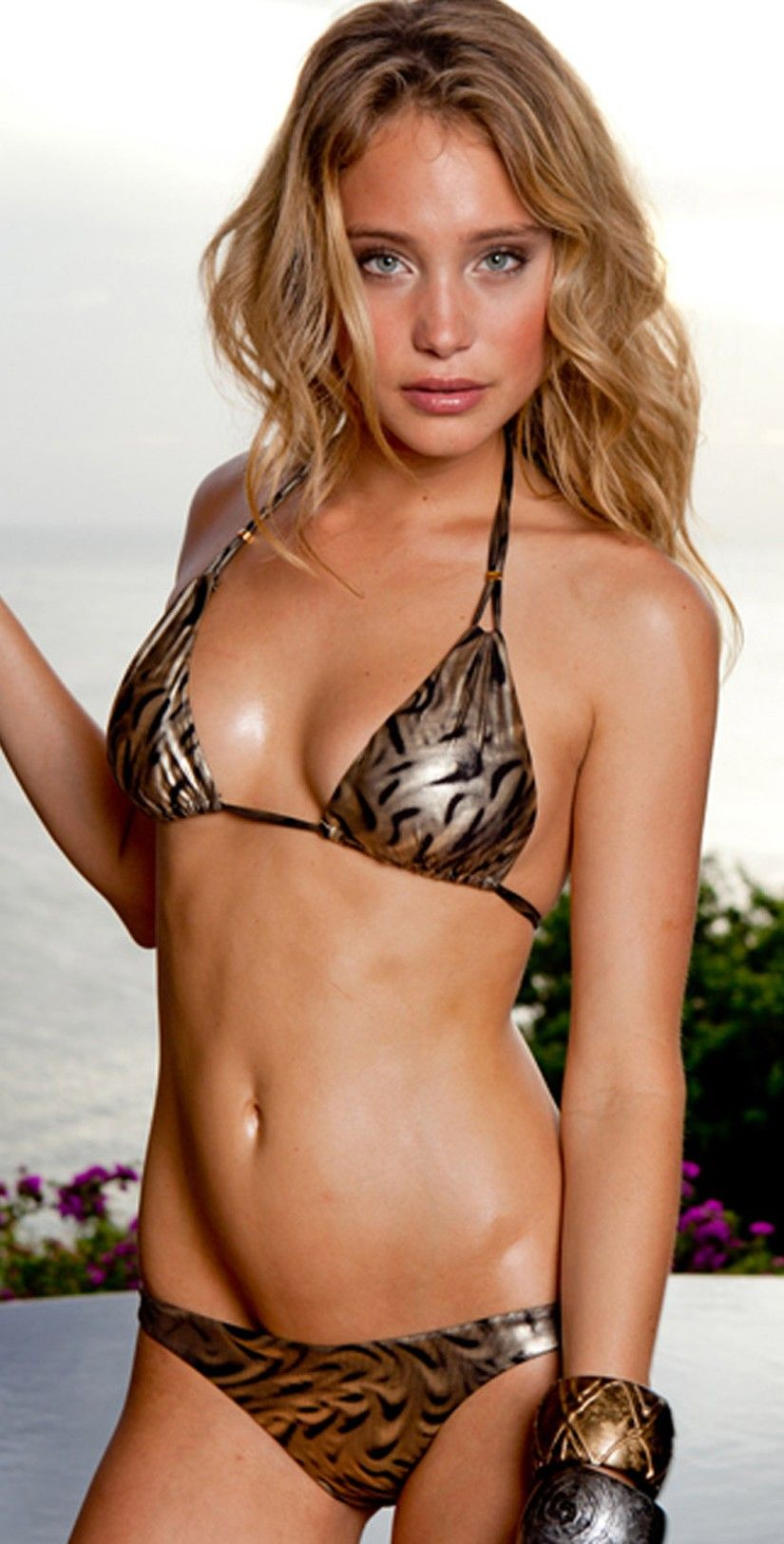 c4dee9e61073e Sauvage 2011 Metallic Bikini - Swimsuits