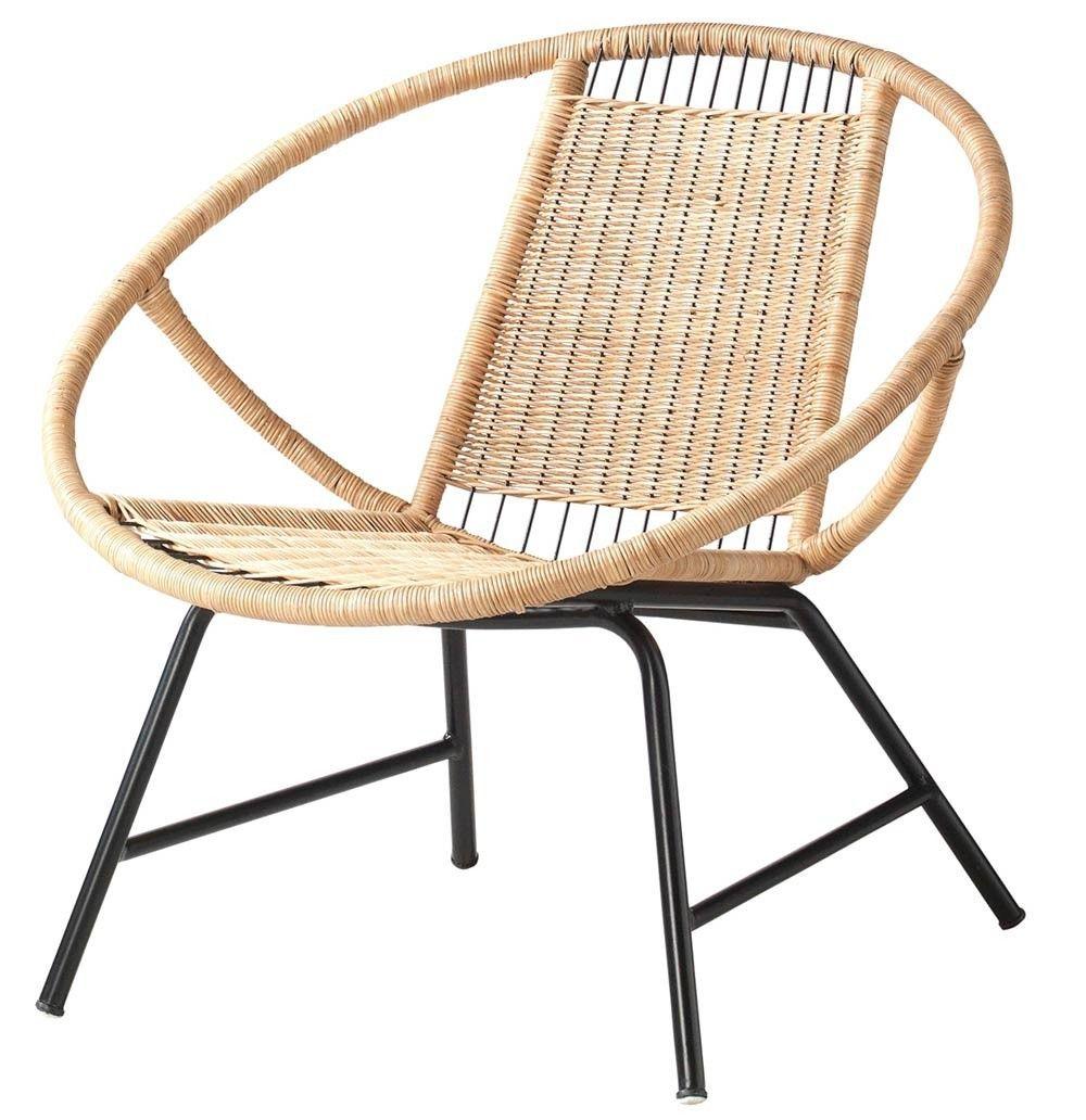 Poltrone In Rattan Ikea.Ikea Gagnet Hoop Style Chair Ikea In 2019 Ikea Armchair