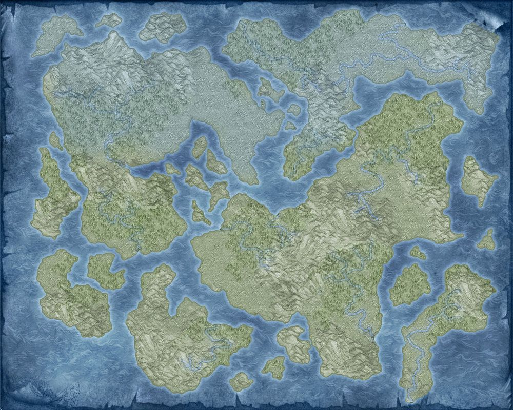 Blank Fantasy World Map Generator.Blank World Map By Thedasscholar Dauhzm High Quality Map Of Blank