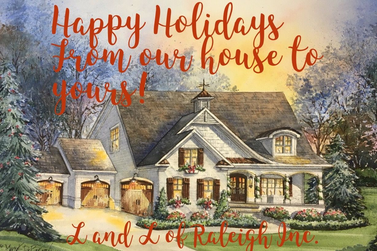 L And L Of Raleigh Built This Custom Holiday House At Bella Casa Apex Holiday Home Holiday House