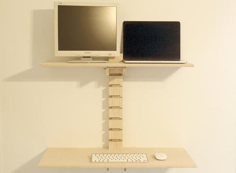 Wall Mounted Standing Desk Standing Desk Wooden Standing Desk Desk
