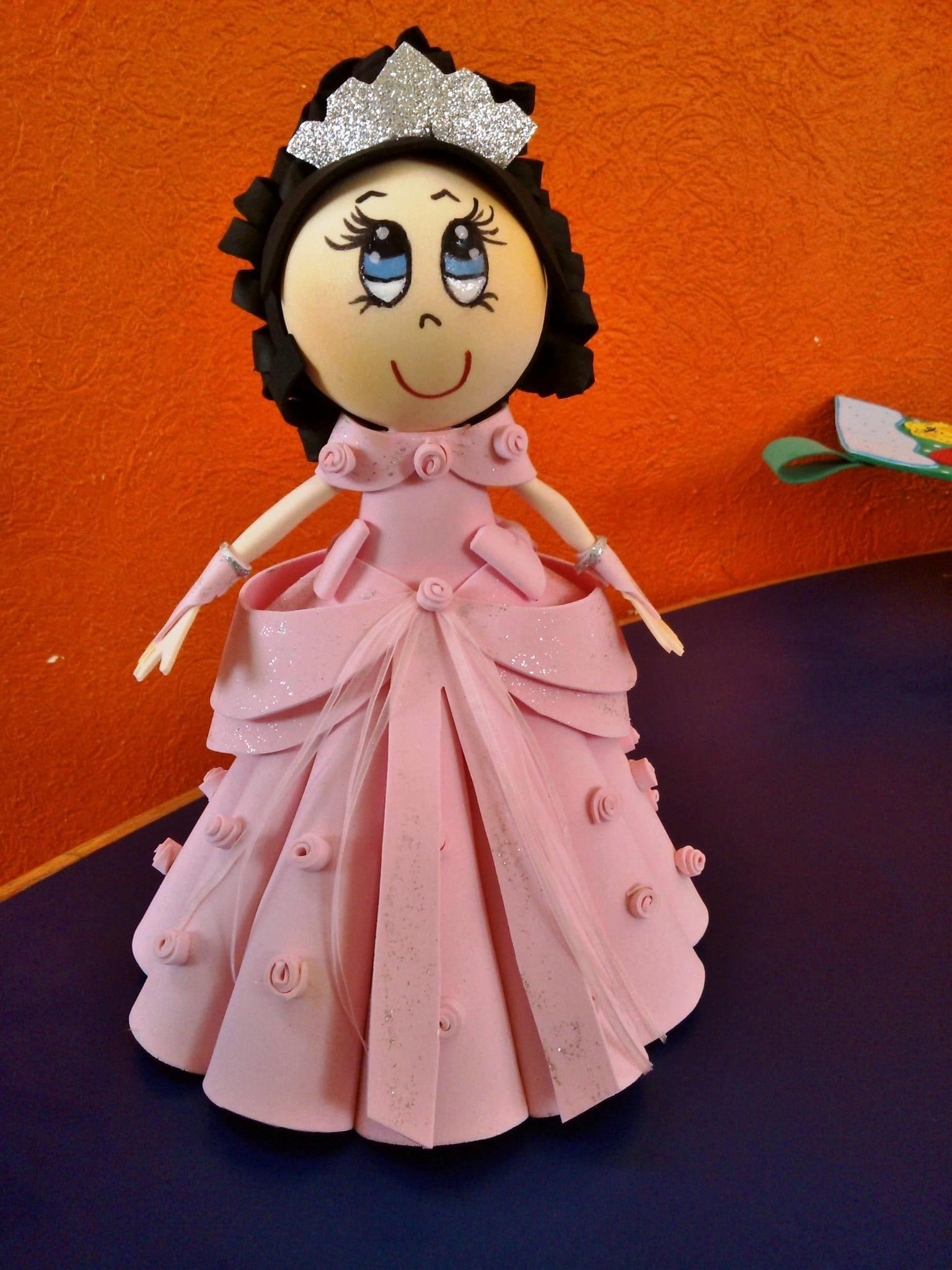 Quinceañera | fofuchas princesas | Pinterest