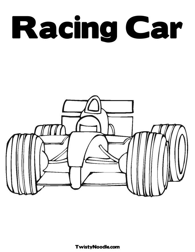 Race Car Coloring Pages Google Search Race Car Coloring Pages