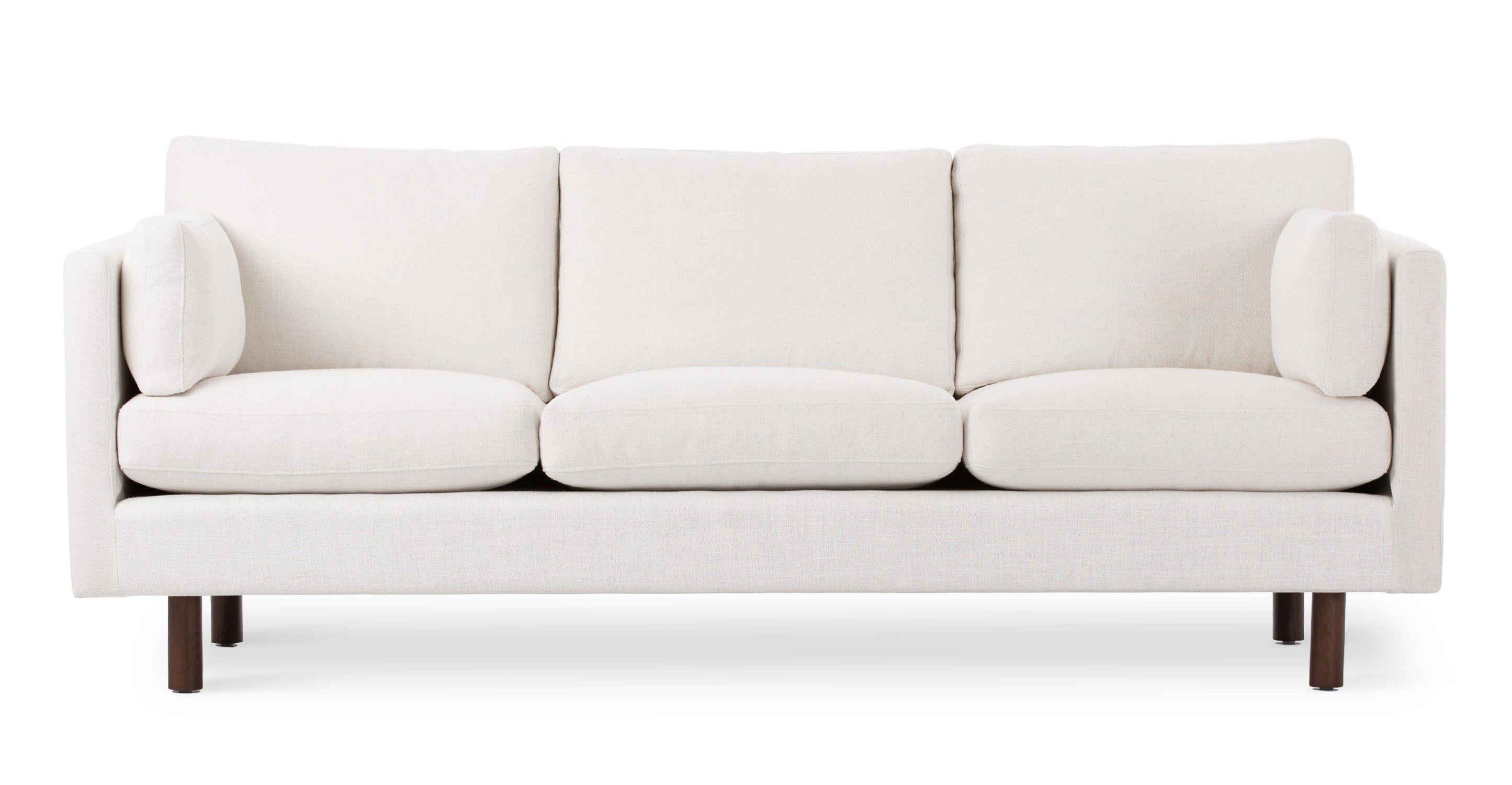 Nova Creamy White Sofa