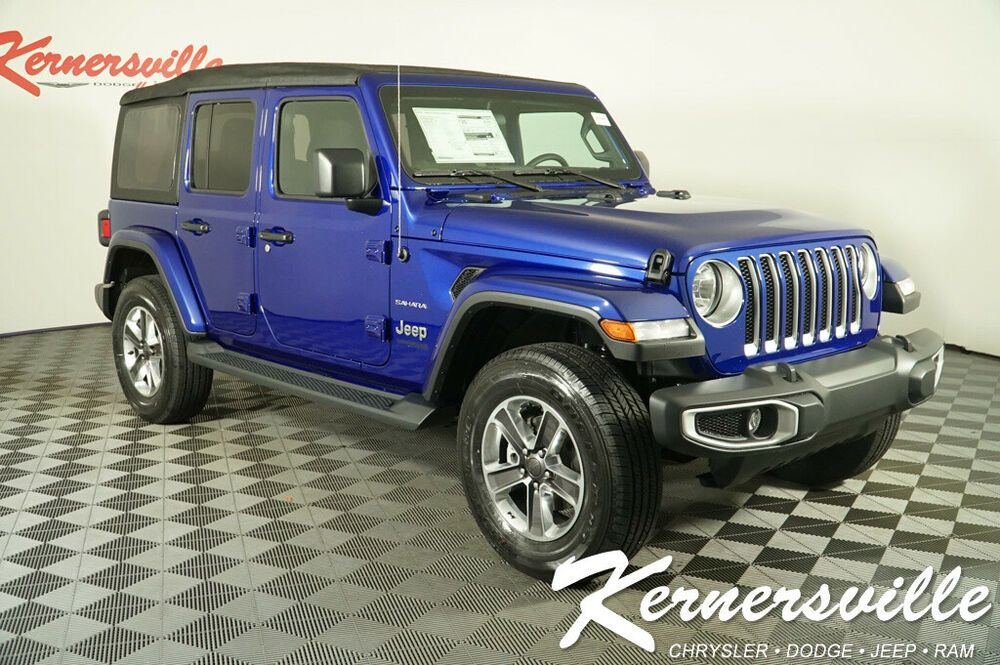 2020 Jeep Wrangler Sahara New 2020 Jeep Wrangler Unlimited