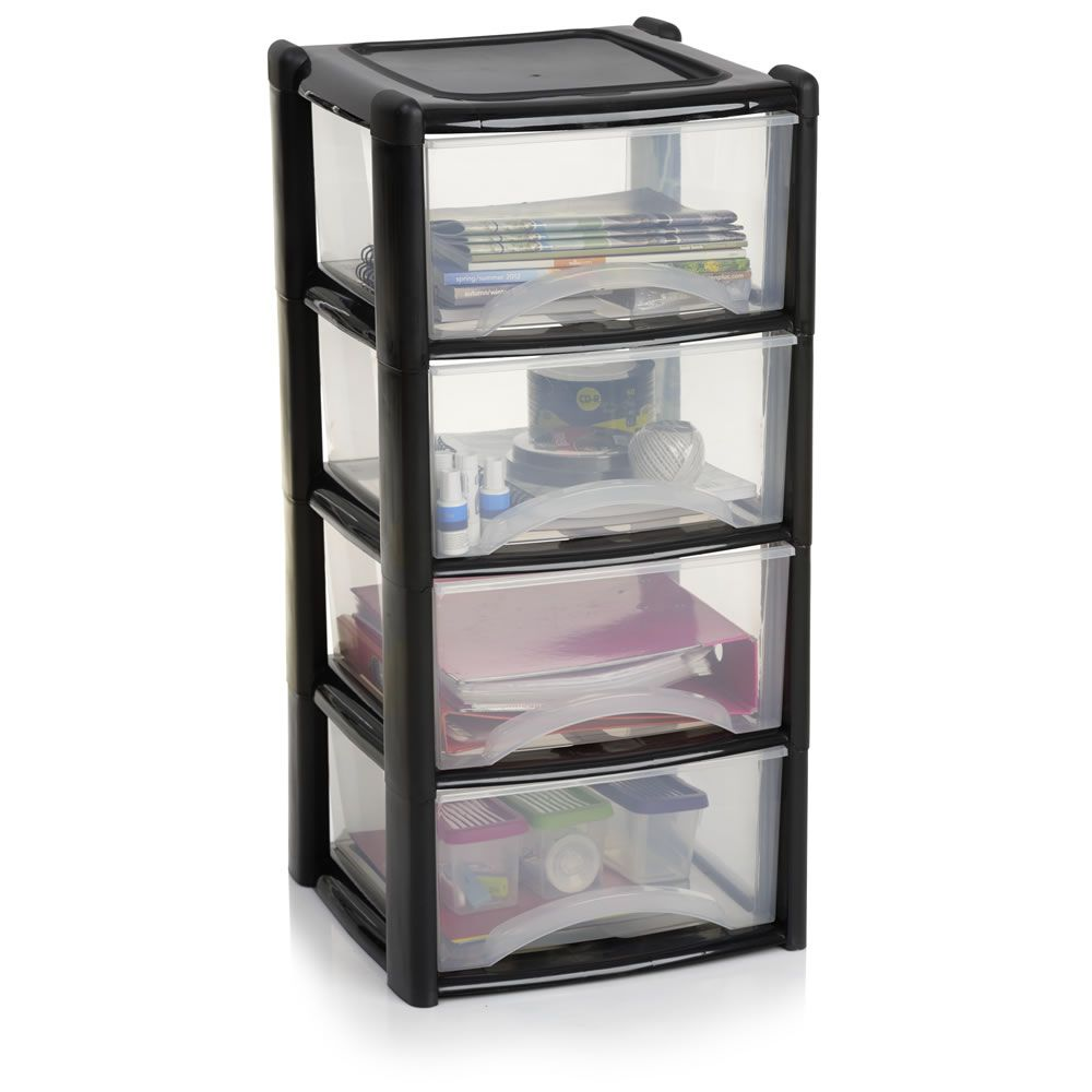 Wilko Storage Unit  Drawer Assorted