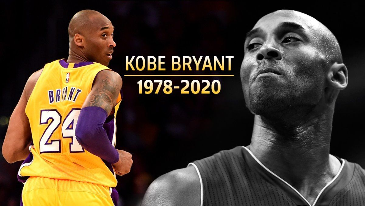 The Day Basketball Died in 2020 | Kobe bryant, Kobe, Lakers