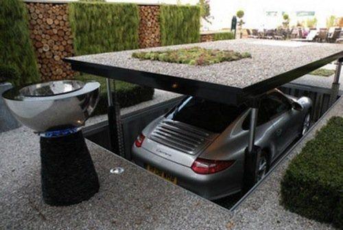 Estacionamiento subterraneo jardin buscar con google for Diseno de jardines para el hogar