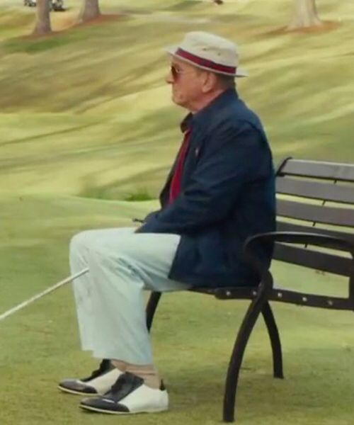 870f9229ce3 Brooks Brothers Kiltie Golf Shoes inspidred by Dick Kelly in Dirty Grandpa
