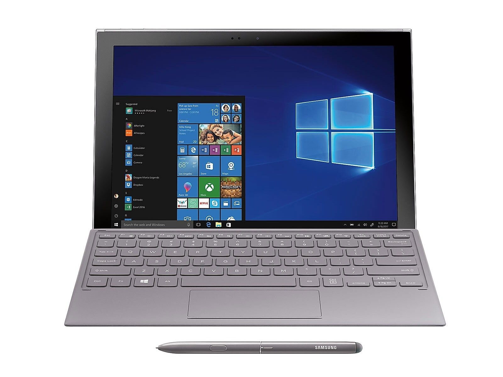 Samsung Galaxy Book2 12 128gb Verizon S Pen And Keyboard Included Tablet Galaxy Smartphone Galaxy Book Samsung Galaxy