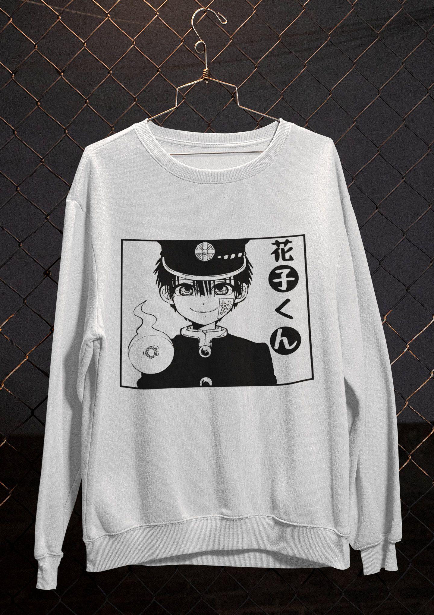 Details about  /Anime Toilet-Bound Hanako-kun Unisex Hooded Sweatshirts Coat Pullover Man/'s Tops