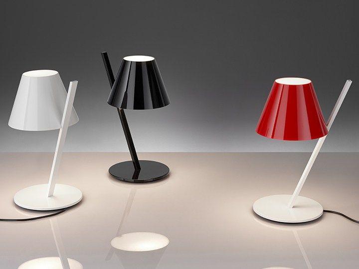 La Petite Lampe De Table By Artemide Design Quaglio Simonelli Design Led Table Lamp Table Lamp Lamp