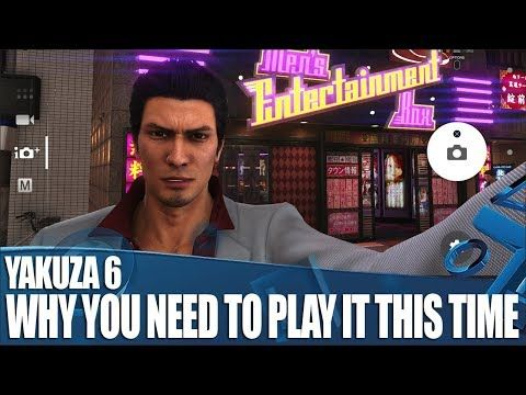 Yakuza 6 – Why You Need To Play It This Time – Interview | Tech News