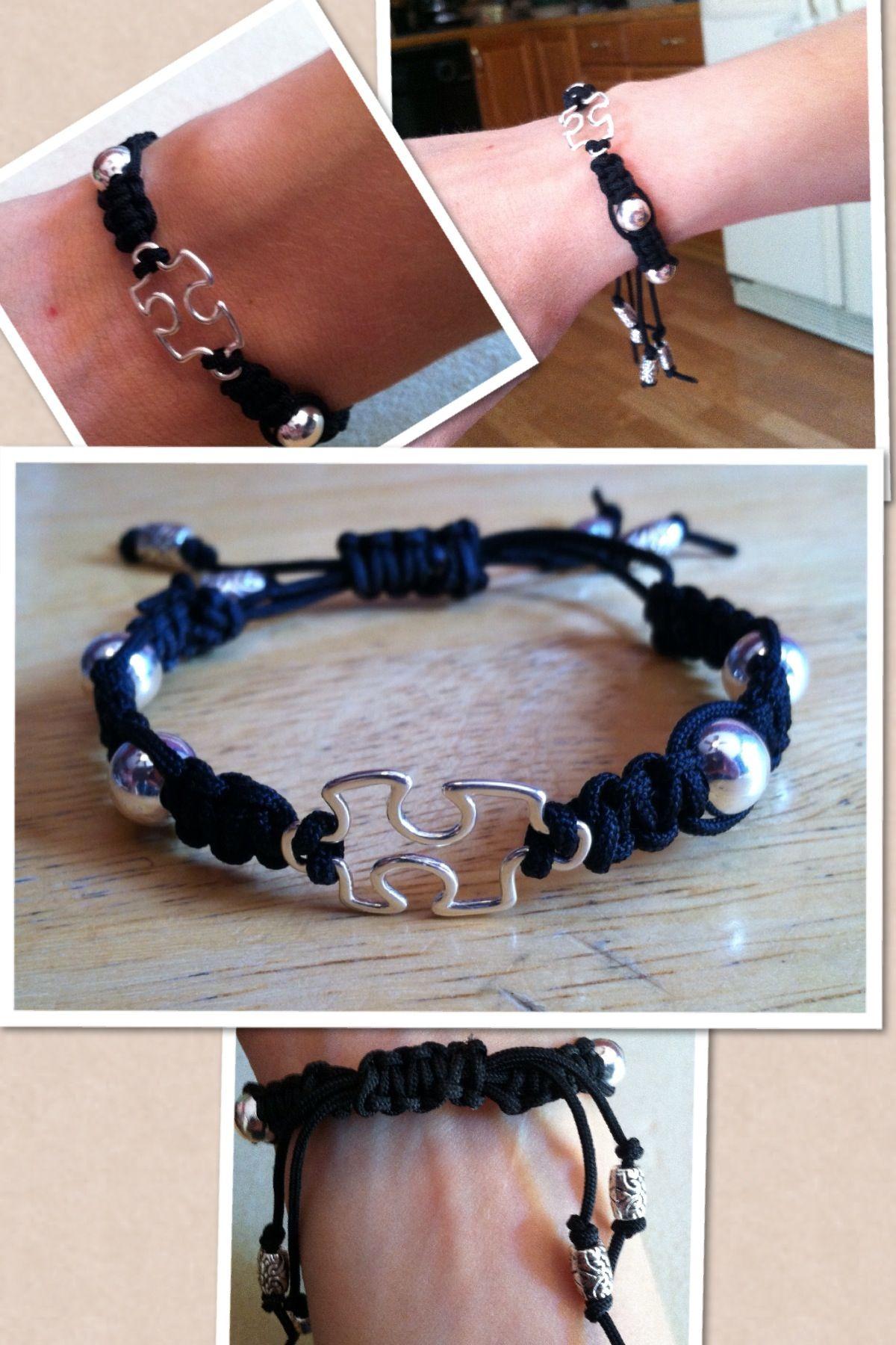 #puzzle/piece#braided#adjustable