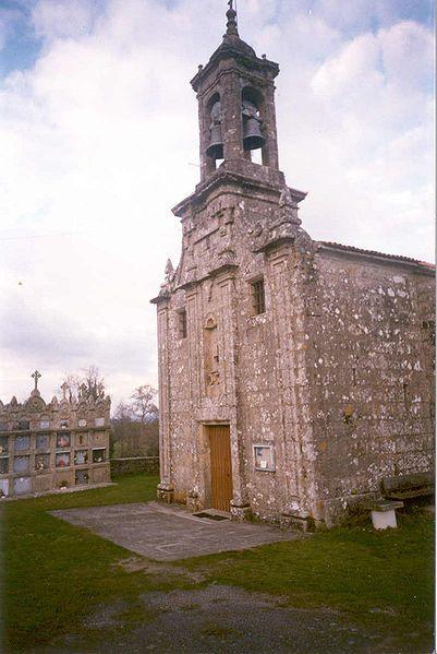 M. Laura Carrillo Neira File Igrexa San Andres de Vea