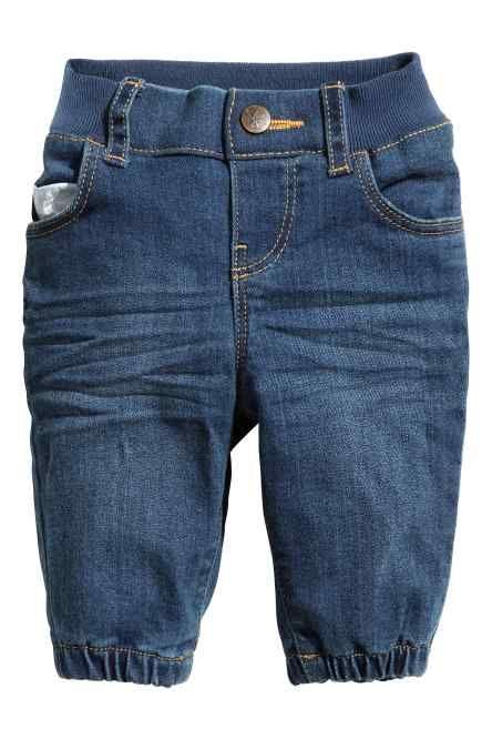 Jeans forradas Jeans Para Bebê 46c1f794871fb