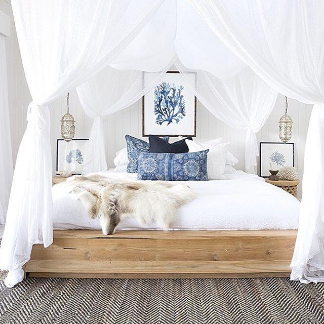 25 Bohemian Home Decor For More Bohemiandecor Coastal BedroomsBeach