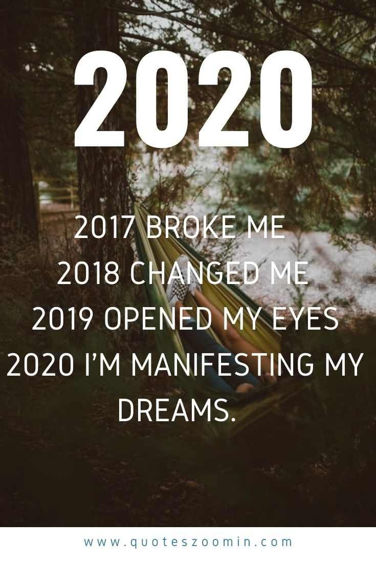 Quotes about new year inspirational fresh start 2020 2017