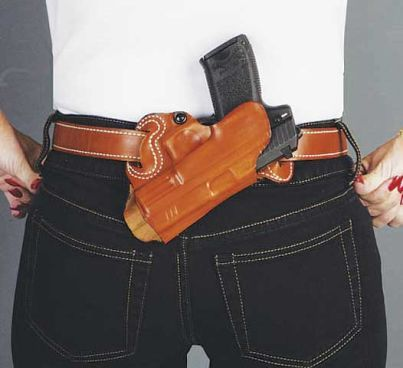back holster one thing to consider regardless of the type of