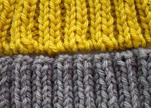 Knitting Casting Off Rib Stitch : Taming the tubular cast on k p ribbing knitting