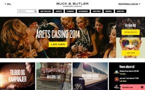 Buck&Butler - Norgescasinomester.com