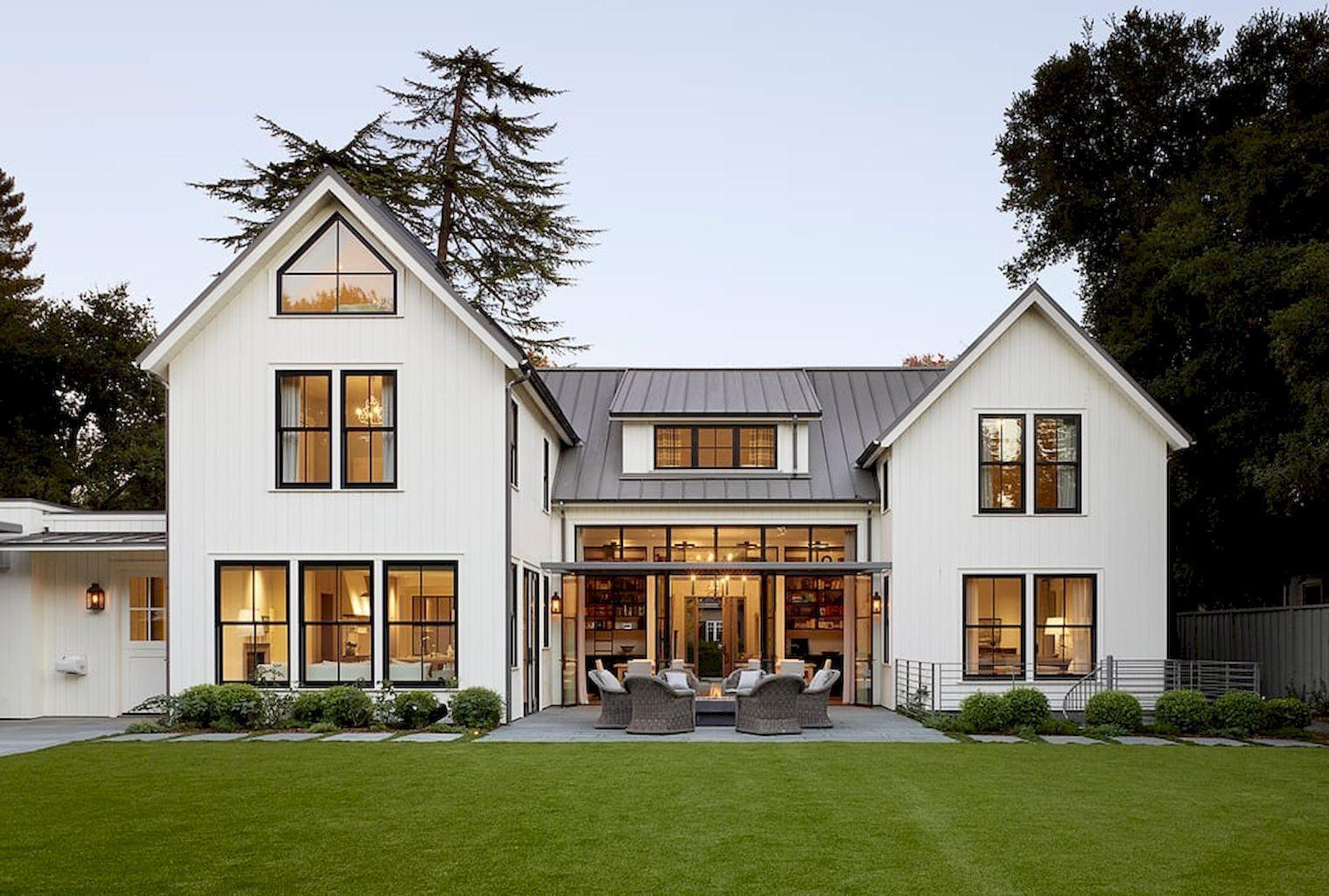 75 aesthetic farmhouse exterior design ideas | exterior design