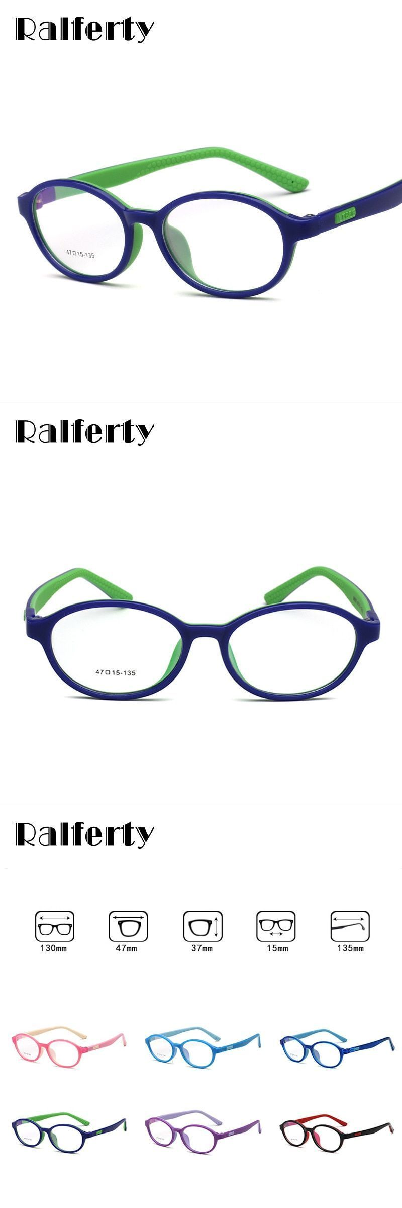 5df0858079 Child ultra-light glasses frame flexible tr90 silicone kids eyewear frames  prescription glasses boy girl
