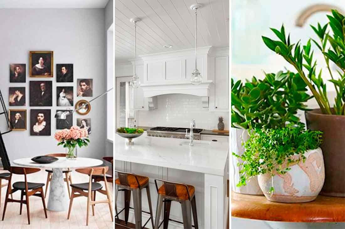 Como convertir tu cocina en un santuario de creatividad ...